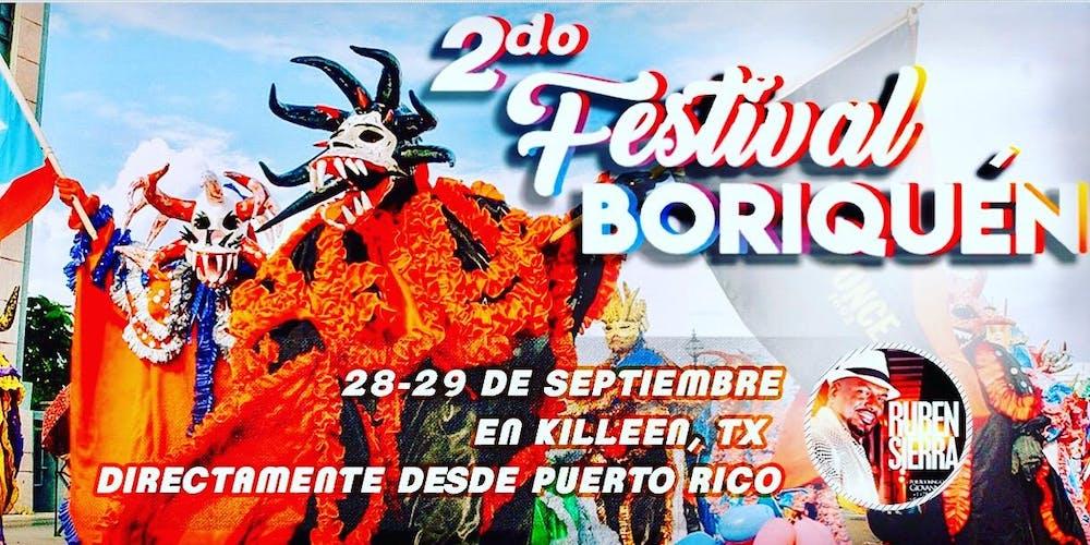 2do Festival Borinquen