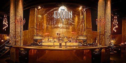 Mix and Mingle @ The Edison