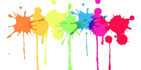 Paint & Punch with Rena & Esh