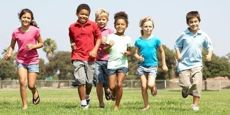 Kids Running Club tickets