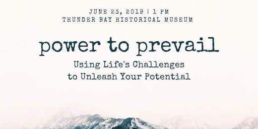 The Power to Prevail Women's Event