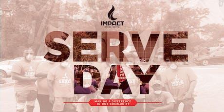 Impact Church Serve Day 19' (JAX) tickets