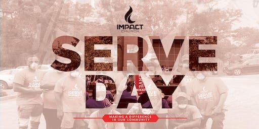 Impact Church Serve Day 19' (JAX)