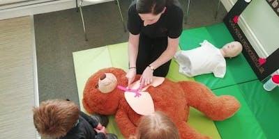 Childrens lifesaving skills workshop