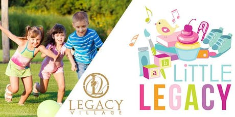 jHUB at Little Legacy tickets