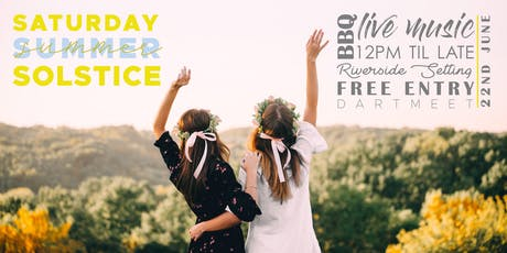 Saturday Summer Solstice BBQ tickets