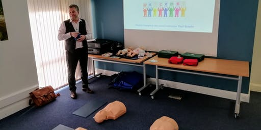 PHECC First Aid Responder Course