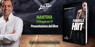 MANTOVA | Presentazione libro Formula HIIT