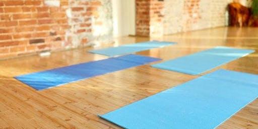 Yoga + Brunch Bites