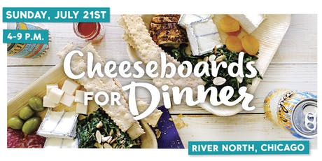 Cheeseboards for Dinner — Chicago Pop-Up tickets
