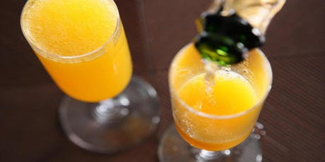 Yoga & Mimosas at Two Bucks, Parma  tickets
