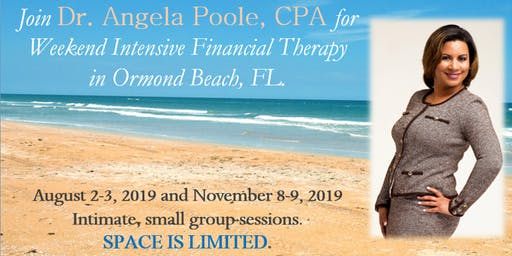 Weekend Intensive Financial Therapy with Dr. Angela Poole, CPA
