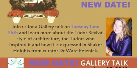 Tudor City Gallery Talk tickets