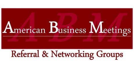 ABM Chapter: Brick Area Networking Lunch tickets