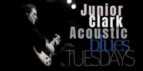 Junior Clark's Acoustic Blues - Tuesdays tickets