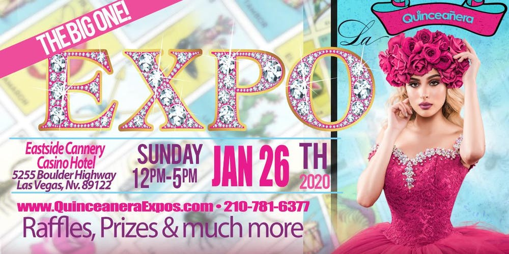 Station Casino February 2020 Calendar Las Vegas Quinceanera Expo January 26th, 2020 at the Eastside