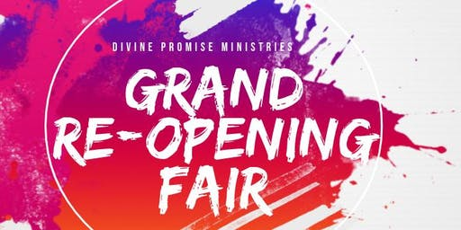 The PERFECT Church- Grand Opening Fair