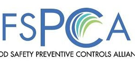 NAPA: FSMA Preventive Controls for Human Food - 2-1/2 Day Course #75448 tickets