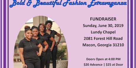 Bold and Beautiful Fashion Extravaganza tickets