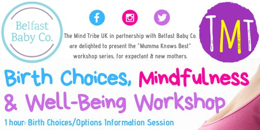 Birth Choices, Mindfulness & Well-Being Workshop