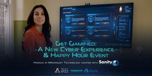 Get Gamified: A New Cyber Experience Cybersecurity...