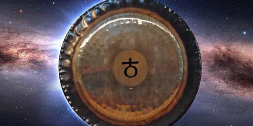 EARTH SONG SOUND HEALING: The gong of Gaia