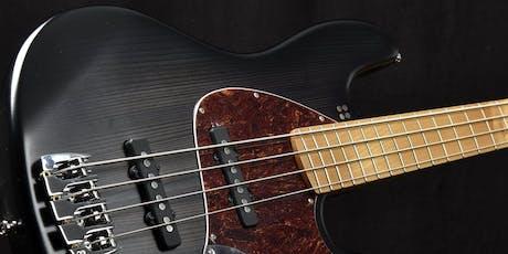 The UK Bass Guitar Show 2020 tickets