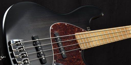 The UK Bass Guitar Show 2020