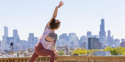 Hatha Yoga with Chicago Athletic Clubs at The Robey Hotel