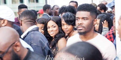 SkyLineDC Decades Sundays DayParty | AfroBeats; HipHop; Soca {Sundays} tickets