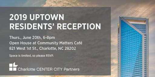 Uptown Resident's Reception