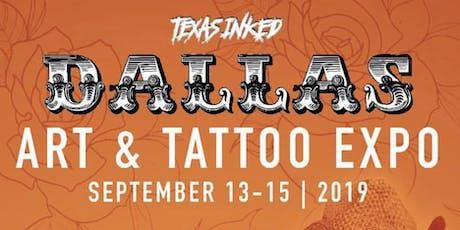 Dallas Tattoo Expo  tickets