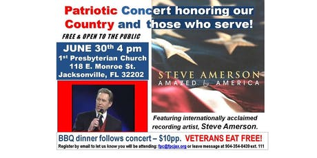 Amazed by America Patriotic Concert tickets