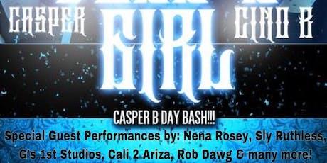 Casper's Bday Bash W/ Doll E Girl tickets
