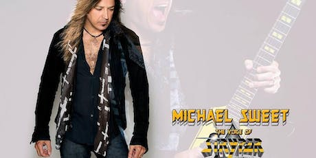Michael Sweet (The Voice of Stryper) tickets