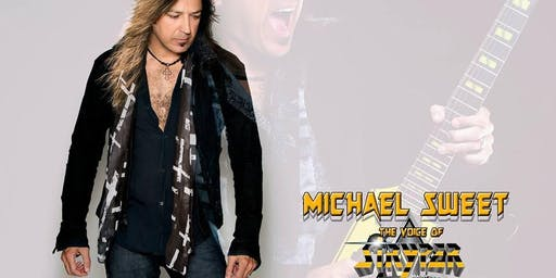 Michael Sweet (The Voice of Stryper)