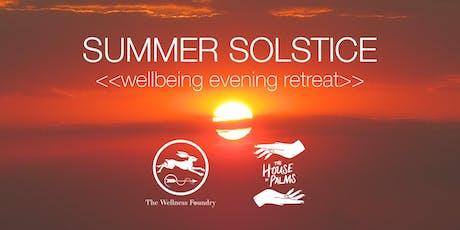 Summer Solstice tickets