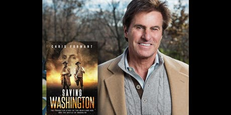 Meet Chris Formant Author of Saving Washington tickets