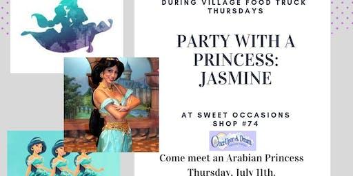 Party with a Princess: Jasmine