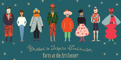 Party at the Huntington Beach Art Center: Dressed toInspire Fundraiser