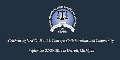 2019 Annual NACOLE Training Conference