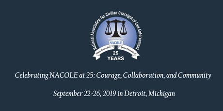 2019 Annual NACOLE Training Conference  tickets