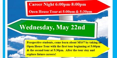 Franklin L. Williams MS#7 Career Night and Open Ho
