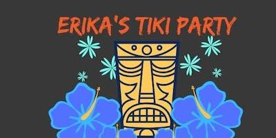 Erika's Big Day Tiki Bus Party