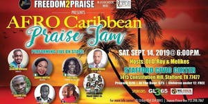 Afro Caribbean Praise Jam 2019