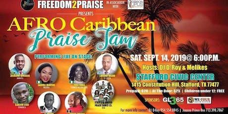 Afro Caribbean Praise Jam 2019 tickets