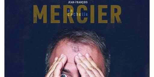 Jean-François Mercier En Cachette