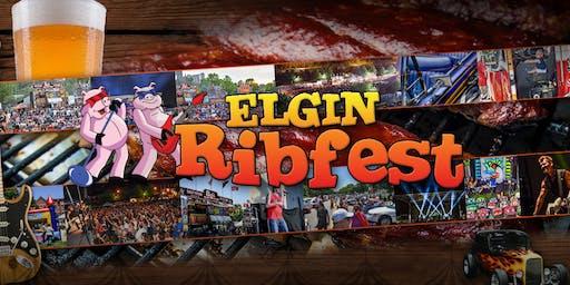 Elgin Ribfest 2019
