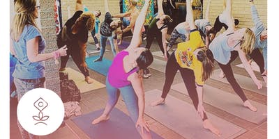 Yoga in the Brewery, SanTan Brewery & Yoga's Arc