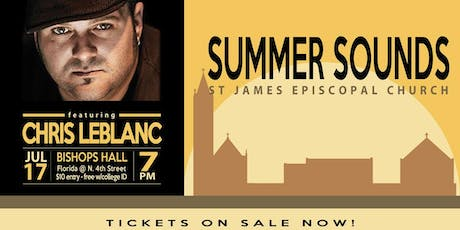 Summer Sounds at St. James tickets